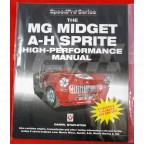 Image for High performance manual Midget Austin Healey Sprite