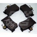 Image for Rear Race pad M1177 MGF TF