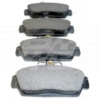 Image for MGF FRONT BRAKE PADS MINTEX