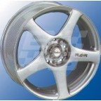Image for RLR WHEEL 15 INCH x 6.5 INCH MGF