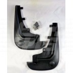 Image for MG TF MUDFLAP PAIR REAR