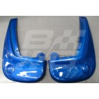 Image for PAINTED MUD FLAPS TROPHY BLUE