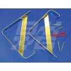 Image for MGF HARDTOP WALL BRACKETS (PAIR)