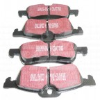 Image for Pad Set Rear BMW Mini 1.6  Cooper