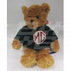 Image for Cecil Teddy Bear with Green Jumper