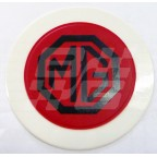 Image for TAX DISC HOLDER 'MG' BLACK