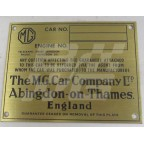 Image for TA CHASSIS PLATE