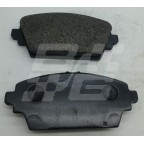 Image for ZR FRONT RACE PADS 1166