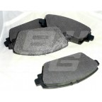 Image for ZR FRONT RACE PADS 1177