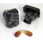 Image for CRYSTAL BLACK SIDE REPEATERS (PAIR)