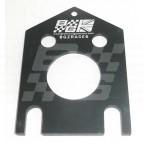 Image for Rear camber plate 3.2 single (Black)