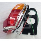 Image for REAR LAMP MGB 1962/70 MID 1275