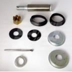 Image for TOP TRUNNION BOLT KIT MGA/TD/F