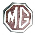 Image for MOTIF BUMPER MIDGET & MGB RB RED