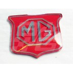 Image for GRILLE BADGE - RED