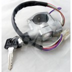 Image for STEERING LOCK ASSY MGB 73> UK