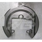 Image for BRAKE DISC BACKPLATE LH MIDGET