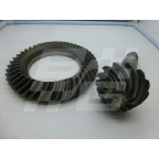 Image for Crown wheel and pinion 3.3 Tube axle