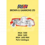 Image for MGA CATALOGUE BROWN & GAMMONS **UK delivery**