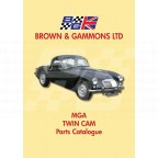 Image for Catalogue MGA Twin Cam ***UK Delivery***