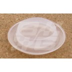 Image for Plastic grommet 1  inch (clear)