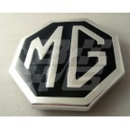 Image for BADGE 'MG' METAL BOOT