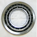 Image for Diff bearing banjo axle MGB