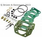 Image for CARBURETTER SERVICE KIT V8