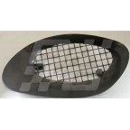 Image for BEZEL ENG INTAKE CHARCOAL RH