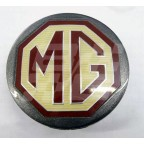 Image for Centre Cap shadow chrome MGF MG TF