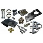 Image for EXHAUST KIT CHASSIS 167815 MGB