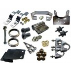 Image for EXHAUST KIT BIG BORE C/B MGB