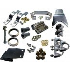Image for EXHAUST KIT CH360301 ON RUBBER BUMP