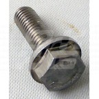 Image for Screw flanged head M8 X 25mm Stainless steel