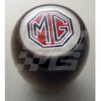 Image for GEAR KNOB WOOD MIDGET 5/16 UNC