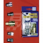 Image for LOCKING WHEEL NUTS MGB (CARSET