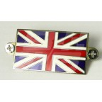 Image for UNION JACK BADGE ENAMEL