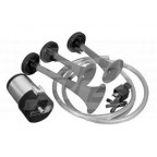 Image for TWIN AIR HORN KIT 12V