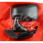 Image for DOOR MIRROR LH FLAT BLK MGB