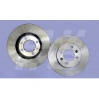 Image for Brake disc front MGF/TF 240mm Pair