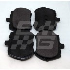 Image for BRAKE PAD SET MIDGET