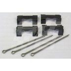 Image for RV8 front brake pad fitting kit