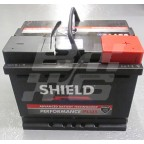 Image for 12 volt battery 62AH MG6 Diesel