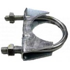 Image for EXHAUST CLAMP 2 INCH