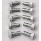 Image for S/STEEL 5/16th UNF x 3/4 INCH BOLT
