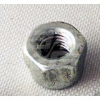 Image for S/STEEL 1/4 UNF Hex nyloc nut A2