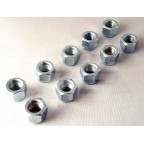 Image for NYLOC NUT 3/8 INCH UNF (PACK 10)