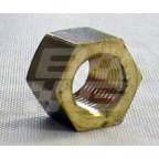 Image for BRASS NUT 3/8 INCH UNF