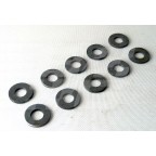 Image for PLAIN WASHER 1/4 INCH (PACK OF 10)