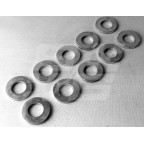 Image for WASHER PLAIN 3/8 INCH (PACK 10)
